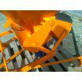Bádie na beton typ 1016L - gumový rukáv a pákový mechanismus